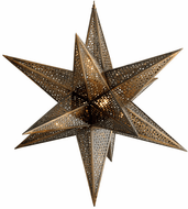 Corbett 302-75 Star Of The East Traditional Old World Bronze 40 Drop Ceiling Lighting