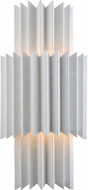 Corbett 313-13 Moxy Modern Gesso White Wall Lighting