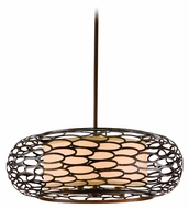 Corbett 79-45 Cesto Napoli Bronze 24 Inch Diameter Pendant Lamp Lighting