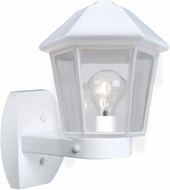 Costaluz 327253-WALL 3272 Series Modern White Exterior Wall Mounted Lamp