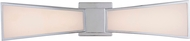 Craftmade 18925CH-LED Gallant Modern Chrome LED Sconce Lighting