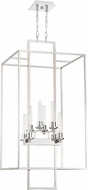 Craftmade 41538-CH Cubic Contemporary Chrome 21  Foyer Light Fixture