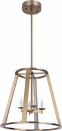 Craftmade 42434-SB-LED Opus Modern Satin Brass LED 16  Foyer Lighting