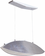 Craftmade 43192-CH-LED Sector Contemporary Chrome LED Kitchen Island Light