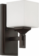 Craftmade 43961-OBG Urbane Oil Bronze Gilded Wall Sconce