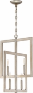 Craftmade 44934-GT Portrait Modern Gold Twilight 16  Foyer Light Fixture