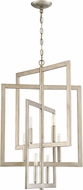 Craftmade 44936-GT Portrait Contemporary Gold Twilight 19  Foyer Lighting Fixture