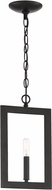 Craftmade 44991-ESP Portrait Contemporary Espresso Mini Pendant Lamp