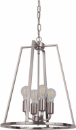 Craftmade 45934-PLN Arc Contemporary Polished Nickel 16  Entryway Light Fixture
