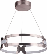Craftmade 47290-SRG-LED Amulet Contemporary Satin Rose Gold LED Ceiling Pendant Light