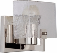 Craftmade 47601-PLN Trouvaille Modern Polished Nickel Lamp Sconce