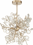 Craftmade 48795-GT Sigrid Modern Gold Twilight 18  Hanging Pendant Light