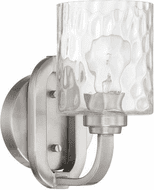 Craftmade 54261-BNK Collins Brushed Polished Nickel Wall Sconce