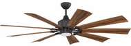 Craftmade EAS70ESP9 Eastwood Modern Espresso LED 70  Home Ceiling Fan