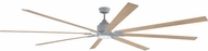 Craftmade FLE100AGV8 Fleming Modern Aged Galvanized LED 100  Home Ceiling Fan