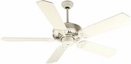 Craftmade K10015 American Tradition Antique White Indoor 52 Ceiling Fan