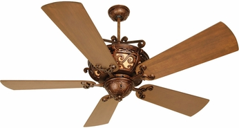 Craftmade K10260 Toscana Peruvian Bronze Indoor 54  Home Ceiling Fan