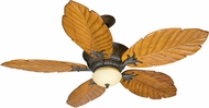 Craftmade K10344 Pavilion Aged Bronze Textured Indoor / Outdoor 56 Home Ceiling Fan