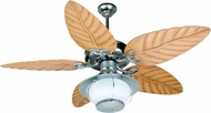 Craftmade K10527 Outdoor Patio Fan Galvanized Fluorescent Outdoor 54  Home Ceiling Fan