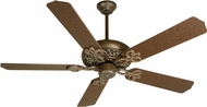 Craftmade K10614 Cecilia Aged Bronze Textured Indoor 52  Ceiling Fan