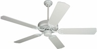Craftmade K10621 Pro Builder White Indoor 52  Home Ceiling Fan