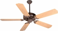 Craftmade K10737 Porch Fan Rustic Iron Outdoor 52  Home Ceiling Fan