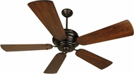 Craftmade K10772 Townsend Oiled Bronze Indoor 54  Ceiling Fan