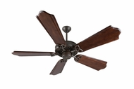 Craftmade K10816 American Tradition Aged Bronze Textured Indoor 56  Home Ceiling Fan