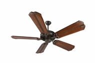 Craftmade K10817 American Tradition Aged Bronze Textured Indoor 56  Ceiling Fan