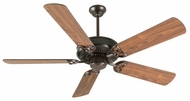 Craftmade K10832 American Tradition Oiled Bronze Indoor 52  Ceiling Fan