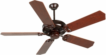 Craftmade K10834 American Tradition Oiled Bronze Indoor 52 Ceiling Fan