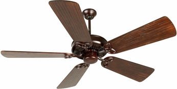 Craftmade K10835 American Tradition Oiled Bronze Indoor 54 Home Ceiling Fan
