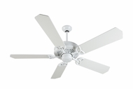 Craftmade K10842 American Tradition White Indoor 52  Ceiling Fan