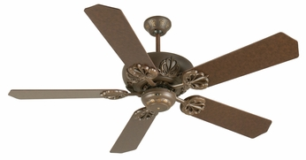 Craftmade K10902 Cordova Aged Bronze Textured Indoor 52  Ceiling Fan