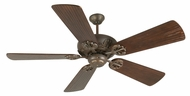Craftmade K10903 Cordova Aged Bronze Textured Indoor 54 Home Ceiling Fan