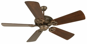 Craftmade K10904 Cordova Aged Bronze Textured Indoor 54  Ceiling Fan