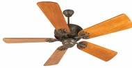 Craftmade K10905 Cordova Aged Bronze Textured Indoor 54 Home Ceiling Fan