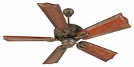 Craftmade K10907 Cordova Aged Bronze Textured Indoor 56 Home Ceiling Fan