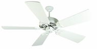 Craftmade K10940 CXL Antique White Indoor 54 Home Ceiling Fan