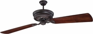 Craftmade K11060 Monroe Oiled Bronze Gilded Indoor 54  Home Ceiling Fan
