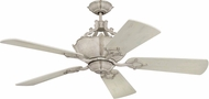 Craftmade K11062 WCraftmade XL French White Indoor 54  Home Ceiling Fan