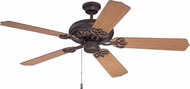Craftmade K11210 Cecilia Aged Bronze Textured 52  Ceiling Fan