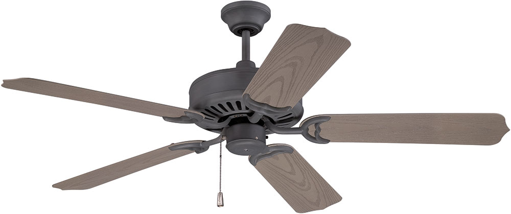 Craftmade K11240 Porch Fan Oiled Bronze Outdoor 52