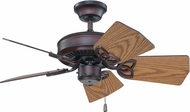 Craftmade K11243 Piccolo Oiled Bronze Indoor / Outdoor 30 Home Ceiling Fan