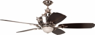Craftmade K11266 WCraftmade XL Tarnished Silver Indoor 56 Ceiling Fan