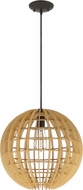 Craftmade P805ESP1 Contemporary Espresso Ceiling Light Pendant