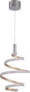 Craftmade P817MG-LED Modern Mercury LED Pendant Lamp