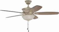 Craftmade PNB52CW5 Penbrooke Cottage White Ceiling Fan