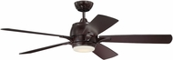 Craftmade STE52OB5-UCI Stellar Oiled Bronze LED 52 Home Ceiling Fan