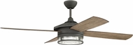 Craftmade STK52AGV4 Stockman Aged Galvanized LED Home Ceiling Fan